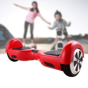 COOCHEER Electric Hoverboard