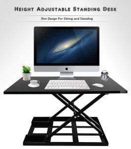 Defy Height-Adjustable Standing Desk