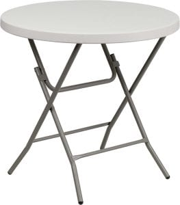 Flash Furniture 32'' Round Folding Table
