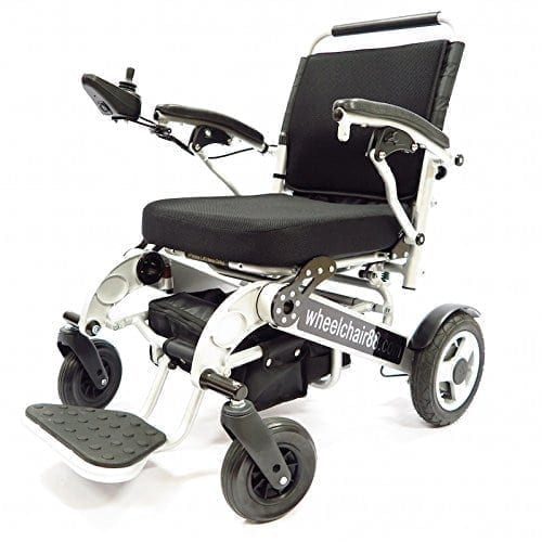 Longest Driving Range Power Wheelchair