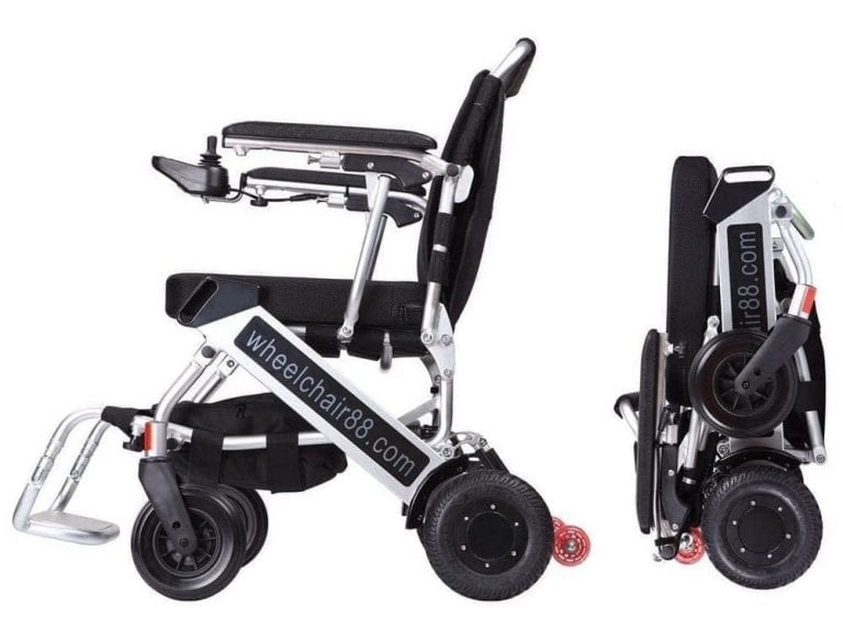 Foldawheel PW-999UL Power Wheelchairs