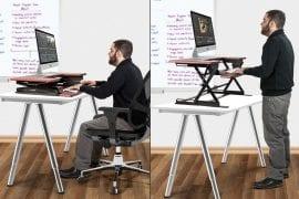 Height Adjustable Standing Desk
