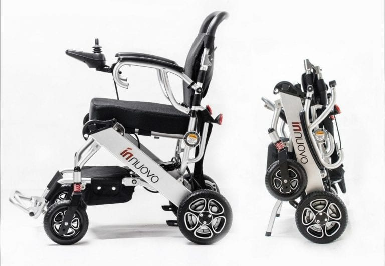 Innuovo Electric Wheelchairs