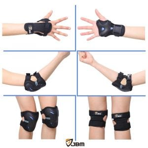 JBM International Multi Sport Protection Gear
