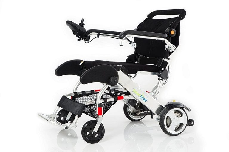 KD Smart Chair Power Electric Wheelchair for Travel