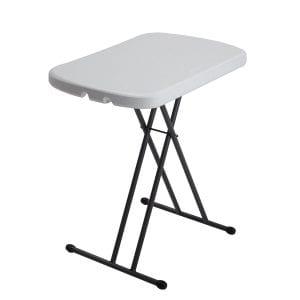 Lifetime 80251 Adjustable Folding Table