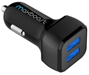 Maxboost 2 USB Smart Port Charger