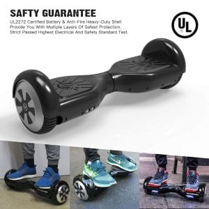 MegaWheels Hoverboard Self Balancing Scooter
