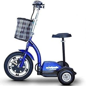 E-Wheels EW-18 400W Adult Electric Mobility Scooter