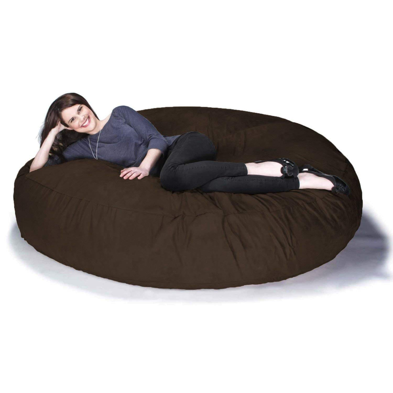 Jaxx 6foot Cocoon, Chocolate