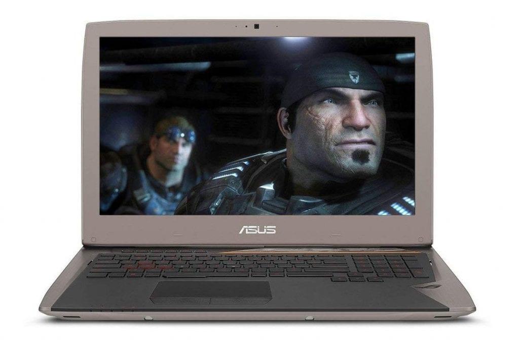 ASUS ROG G701VI-XS72K OC gaming laptop