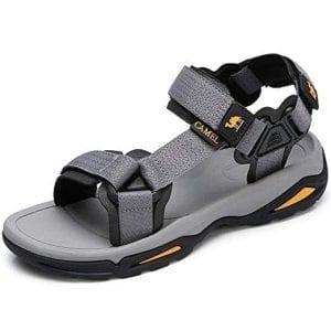 Camel Mens Summer Strap Open Toe Sandals