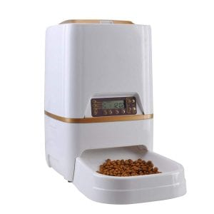 WESTLINK 6L Automatic Pet Food Dispenser