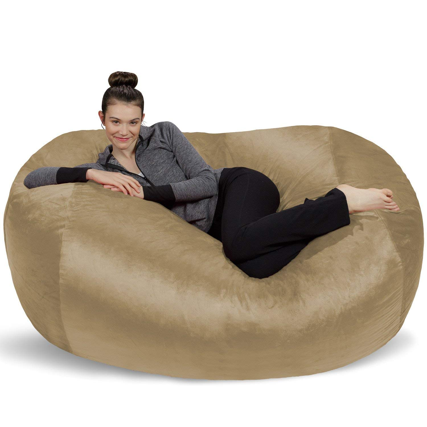 Sofa Sack 6 Foot Large Bean Bag