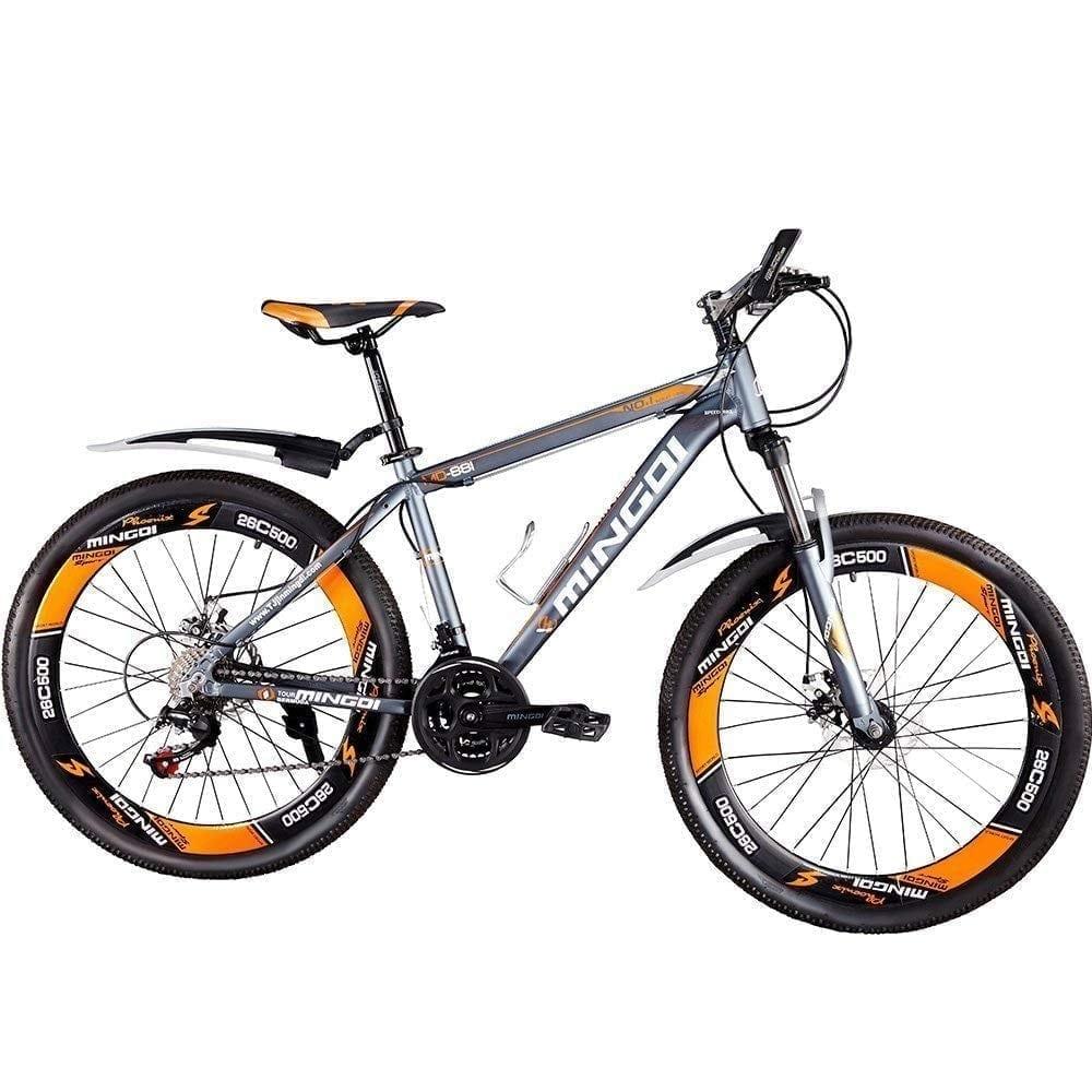 OMAAI Mountain Bike with Speedometer