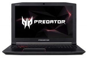 Acer Predator Helios 300 Gaming Laptop, 15.6 inch full HD IPS Display Gaming Laptop