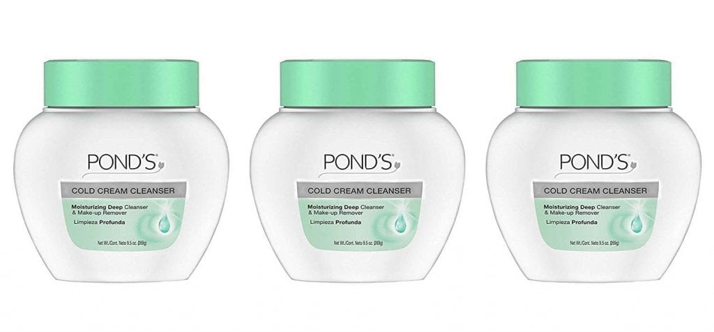 Pond's Makeup Remover, Cold Cream