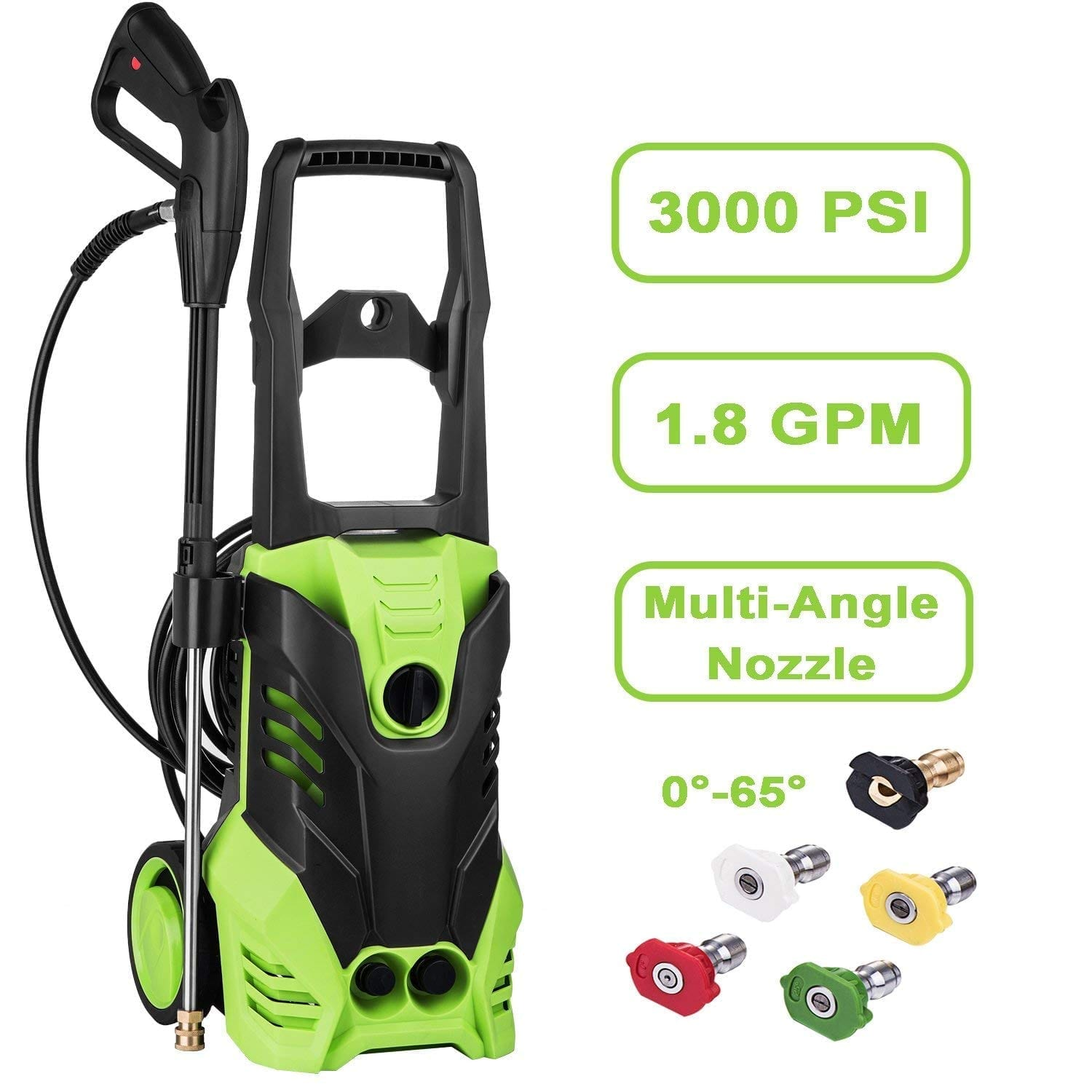 Moroly Electric Power Pressure Washer