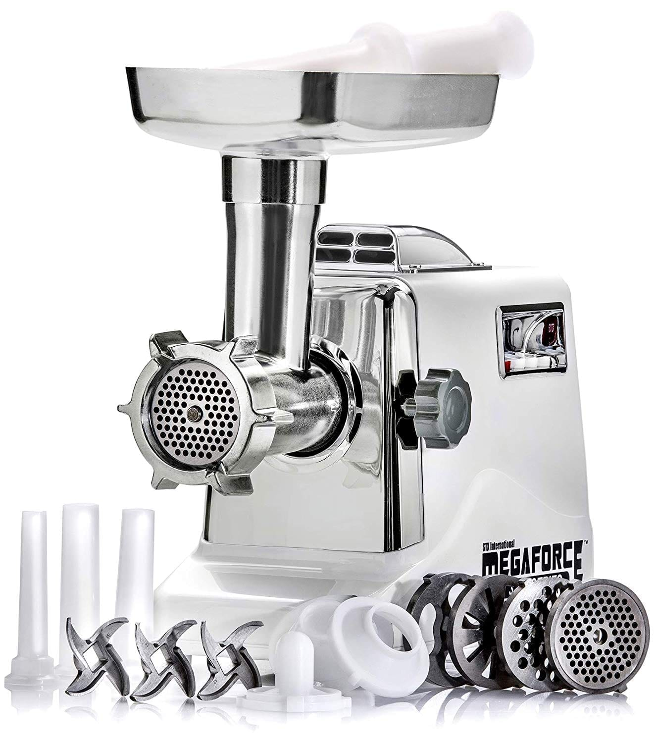 STX INTERNATIONAL STX-3000-MF Megaforce Electric Meat Grinder