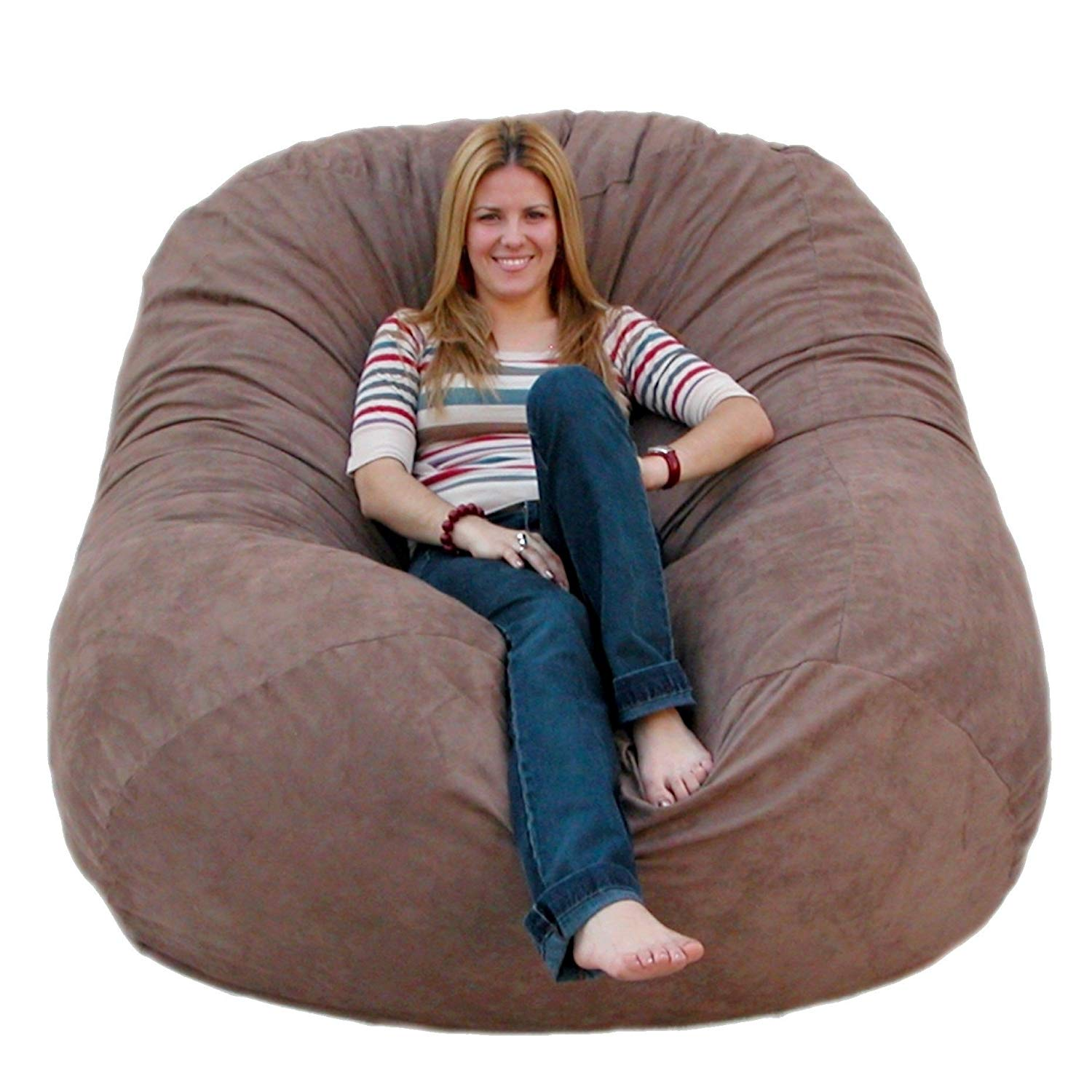 Cozy Sack 6 Feet Large Bean Bag