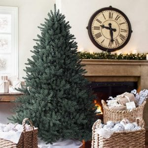 Balsam Hill 6.5' Balsam Hill Blue Spruce Artificial Christmas tree