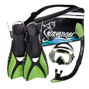 Seavenger Voyager Advanced Snorkeling Set