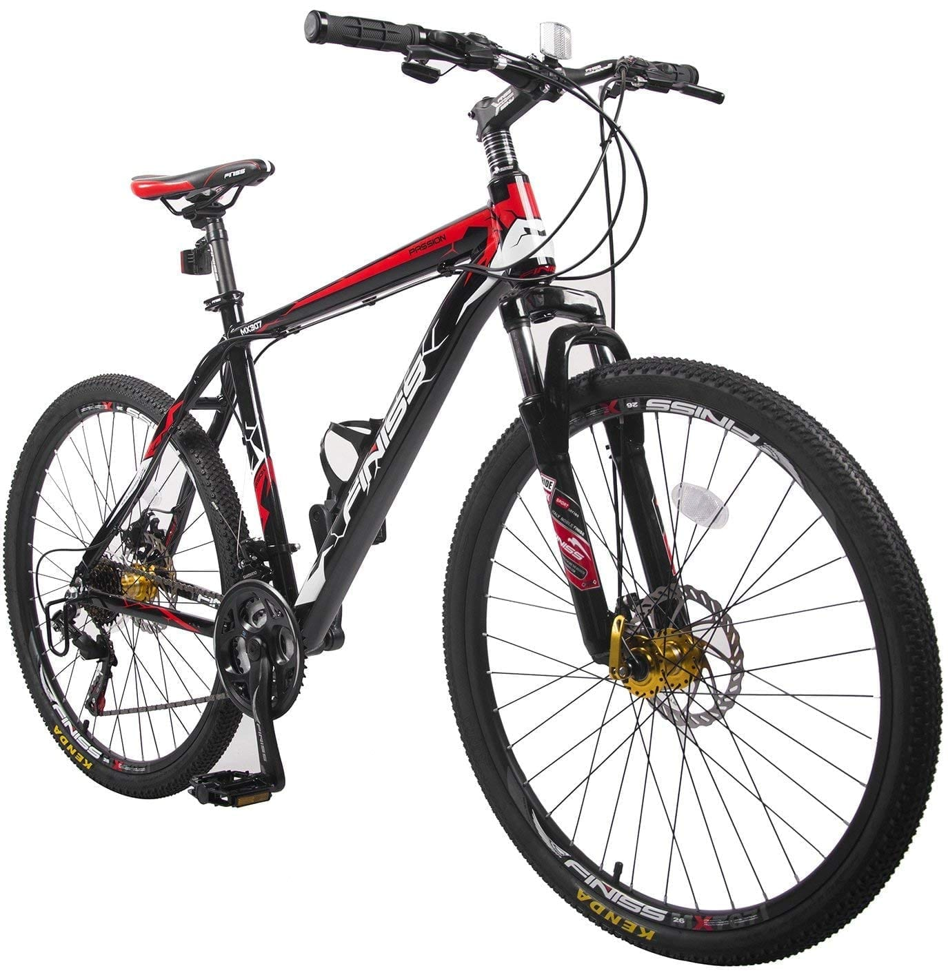 Merax Finiss 21 Speed Mountain Bike