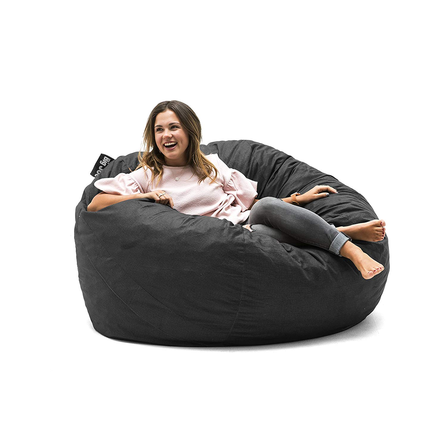 Big Joe Fuf Foam Filled, Large Bean Bag Chair