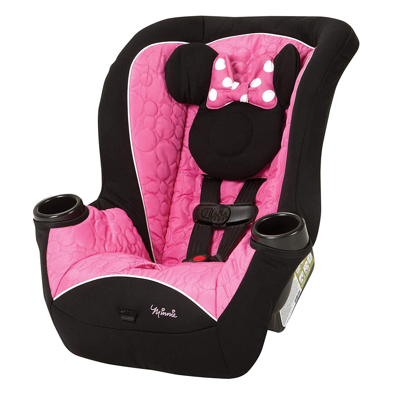 Disney APT Mouseketeer Minnie Car Seat
