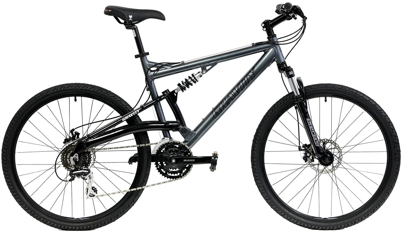 Gravity 2018 Gravity FSX 1.0 Mountain Bike
