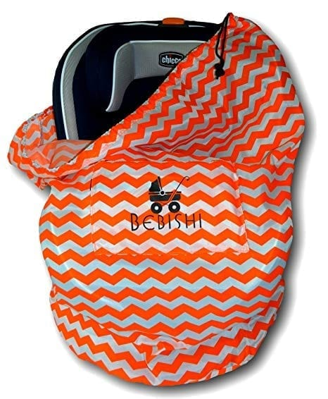 Bebishi Ultra Durable Child Car Seat Travel Bag