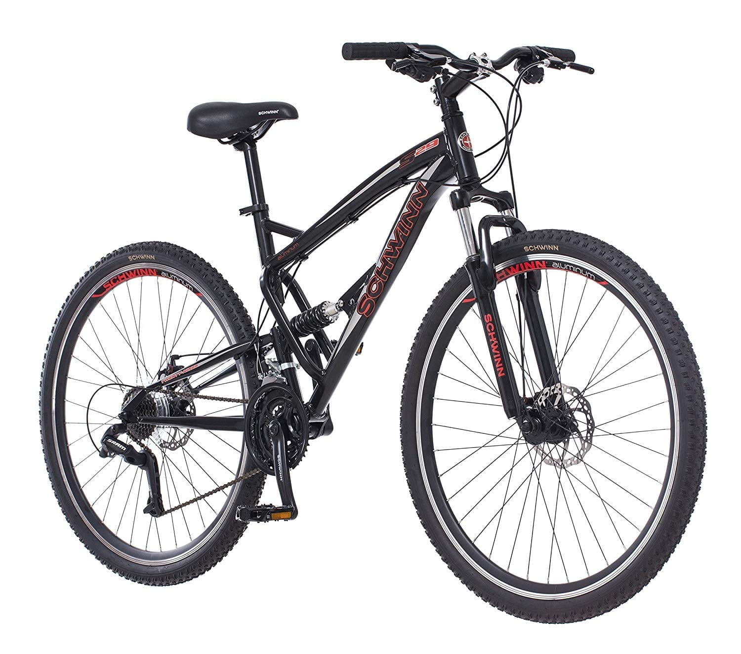 Schwinn S29 Men's Full Suspension Mountain Bike