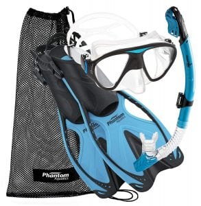 Phantom Aquatics Adult Speed Sport Mask