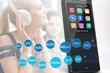 Bluetooth mp3 player