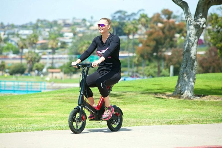 Seated Electric Scooters for Adult