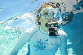 Snorkel set for adult