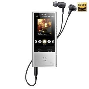 Sony NWZX100HNSM Walkman Digital Music Player