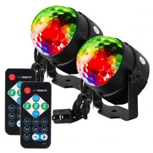 Litake Party Lights Disco Ball