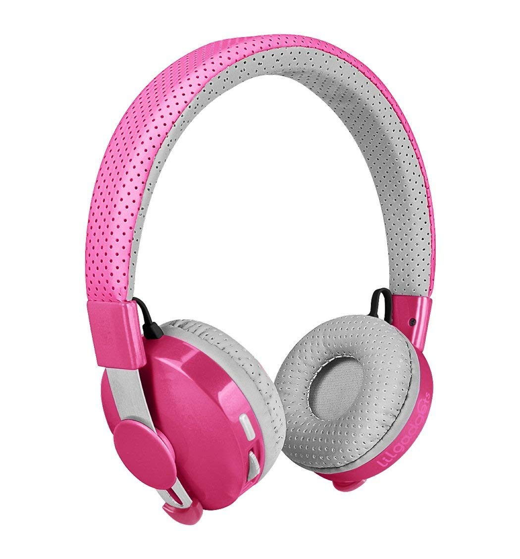 LilGadgets Untangled Pro Premium Kids Bluetooth Headphones