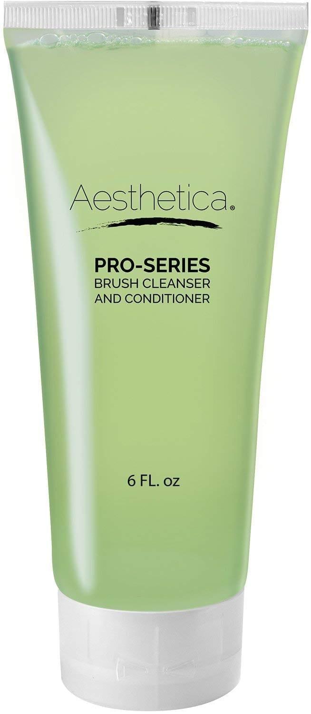 Aesthetica Makeup Brush Cleaner – Cruelty Free Make Up Brush Shampoo