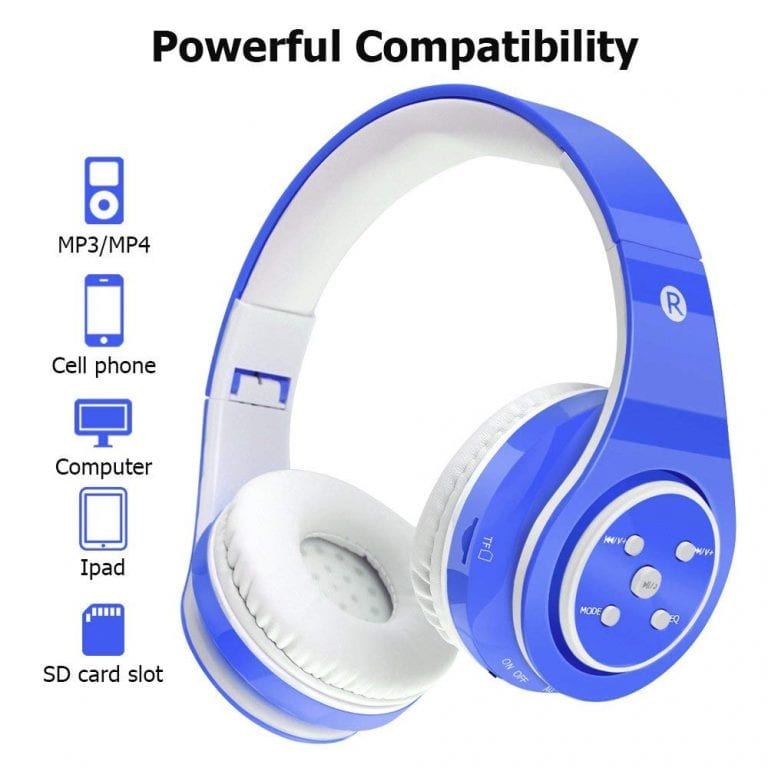 Tekcol Kids Wireless Headphones