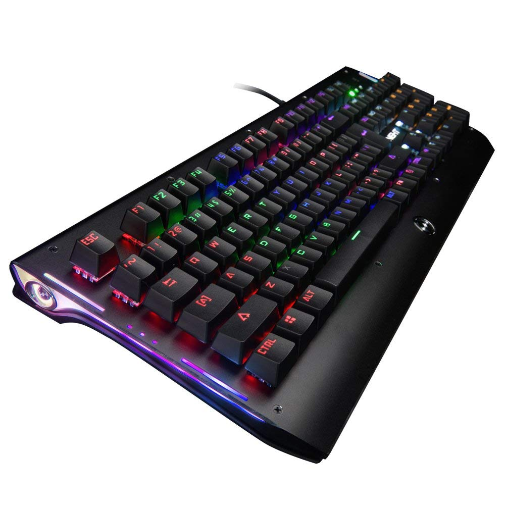 Webat BK668 RGB mechanical gaming keyboard