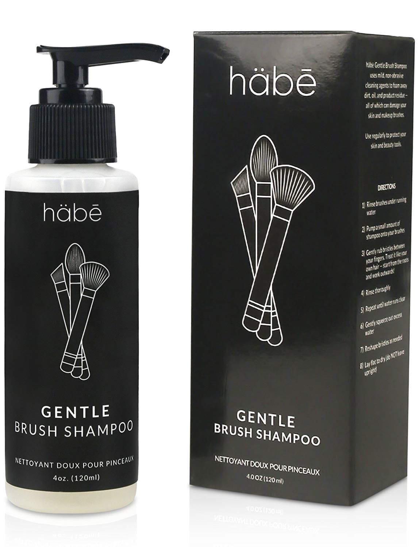 habe Gentle Brush Shampoo
