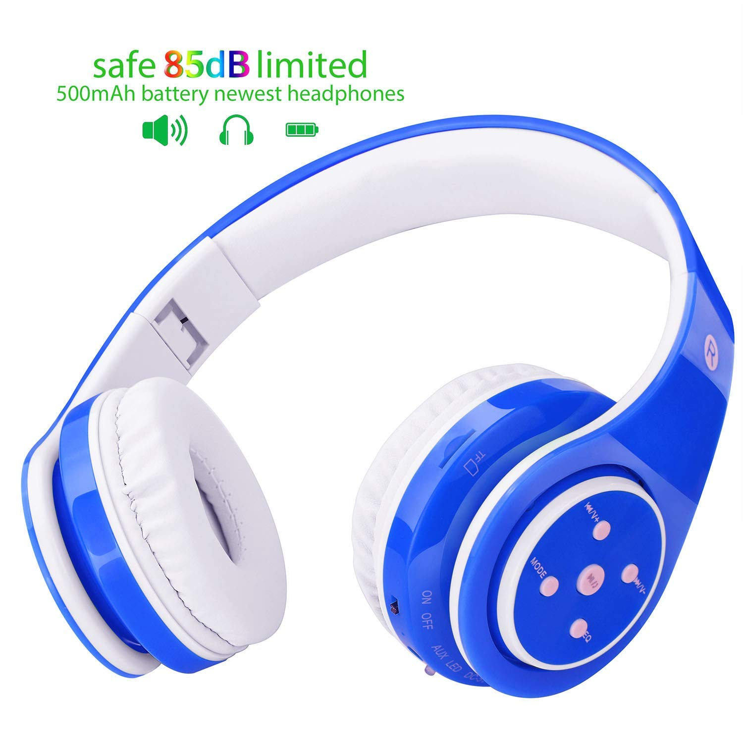 Eco Duzlly Bluetooth Headphones for Kids