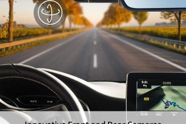 Front and Rear Dash Cams for Cars