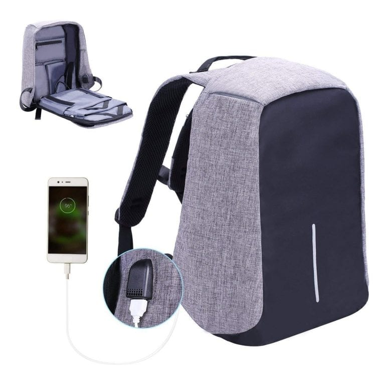 Langus anti-theft computer backpack