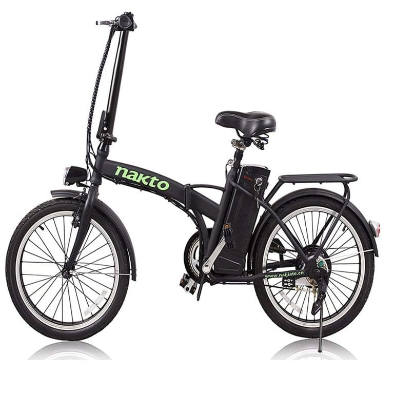 NAKTO Electric Sporting Bicycle