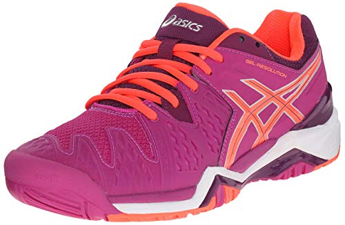 ASICS Gel Resolution 6 Women's Tennis Shoes