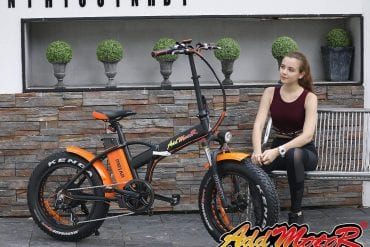 Fat Tire Electric Mountain Bikes