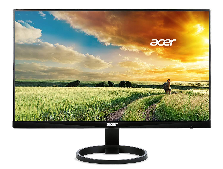 Acer R240HY bidx 23.8-inch IPS HDMI DVI VGA Widescreen Monitor